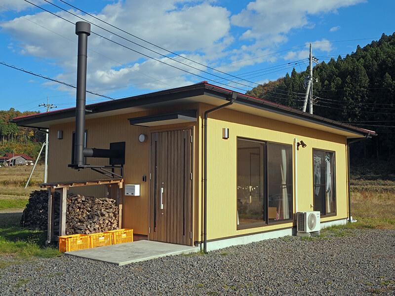 那珂川町いきいき田舎暮らし体験住宅