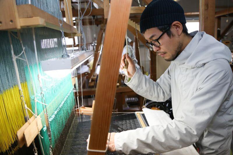 2015年に「KUSKA」に入社を決めた川端さん