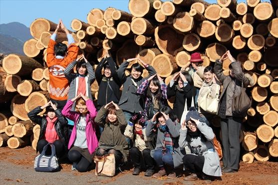 宮崎県日南市飫肥杉再生プロジェクト