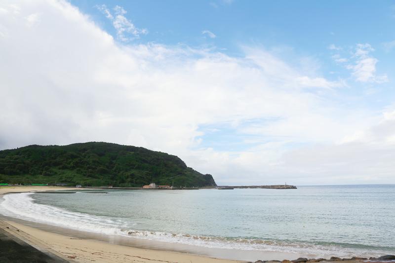 熊本県天草の美しい海