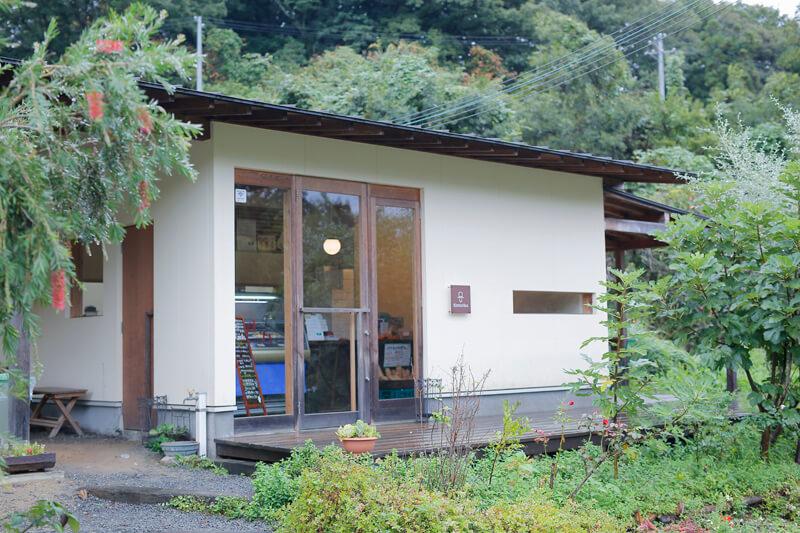 和歌山県紀美野町「キミノーカ」の外観