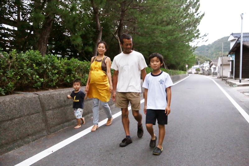 熊本県天草の環境が心や体に変化を与えた
