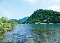 re_01_長良川のきれいな風景画像