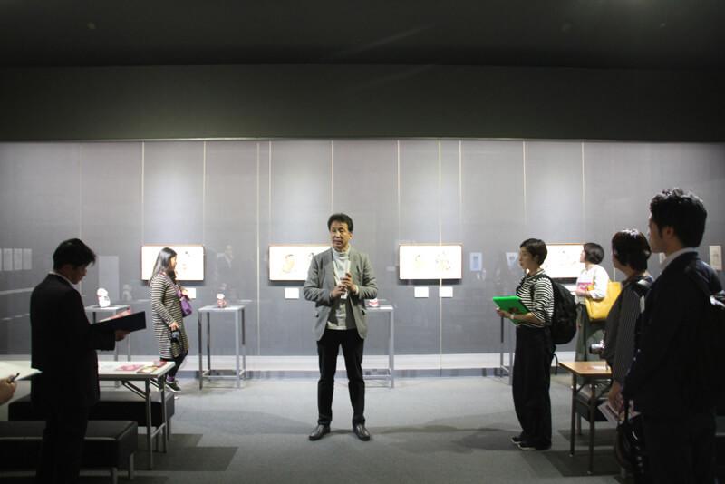 金谷美術館理事長 鈴木裕士さん