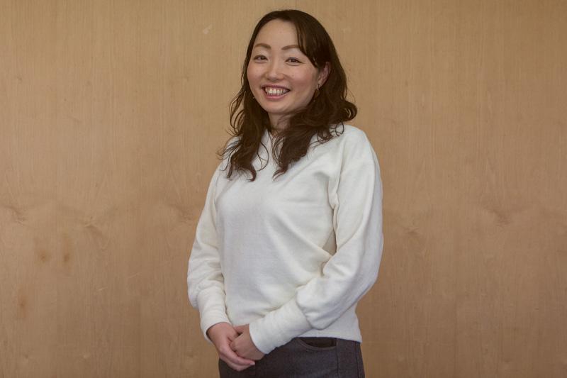 谷津智里さん