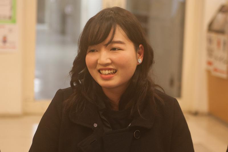 ガクセイズム発起人のひとり、菅野友葵さん