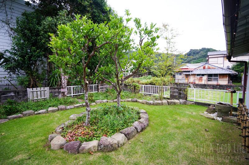 「compi」のお庭