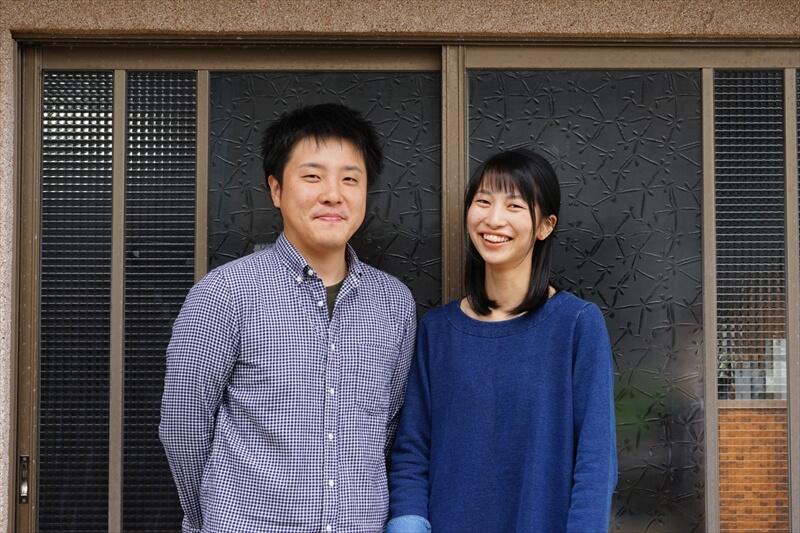 森遼太さん・佳蓮さん