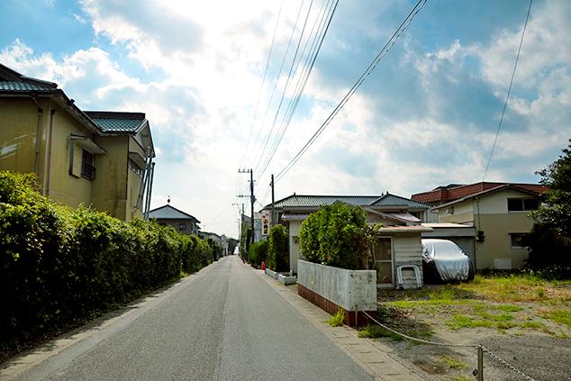 岩井民宿街