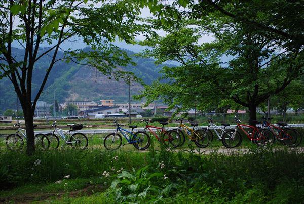 飛騨里山サイクリング