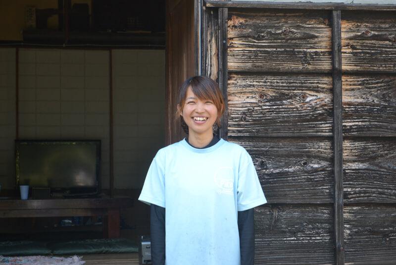 井上知美さん