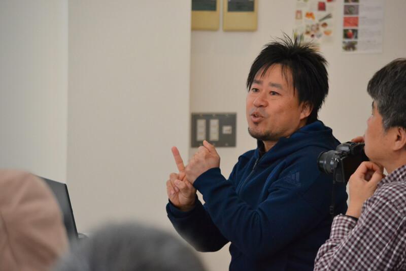 佐那河内村 西川高士さん