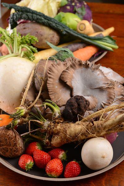 料理に使われる野菜