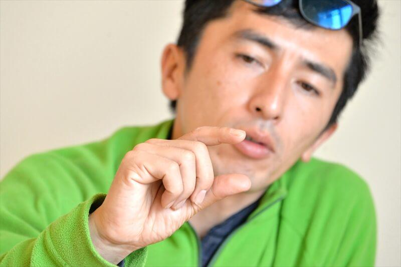 大山哲生さん