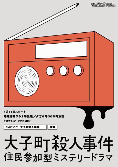 FMdaigoポスター