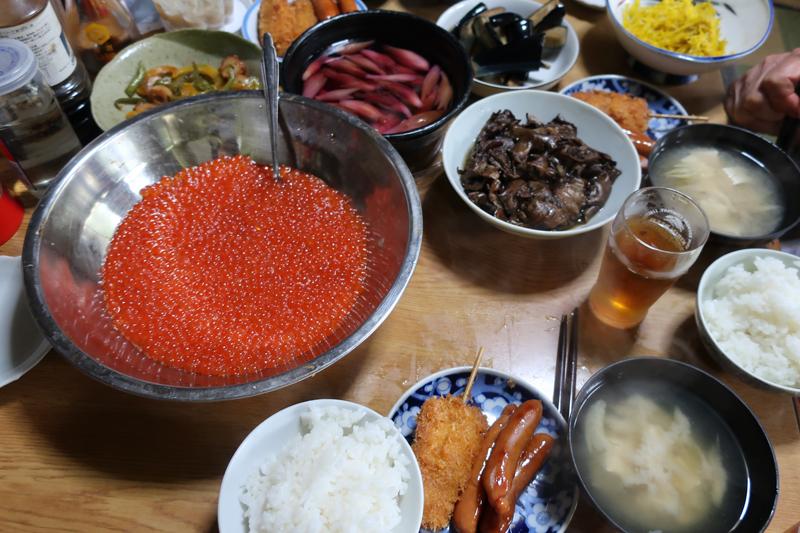 梅さんの料理
