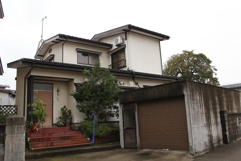 旧新井町の一戸建て住宅