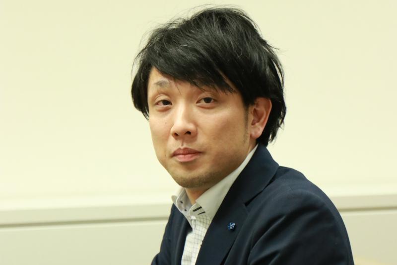 難波田隆雄さん