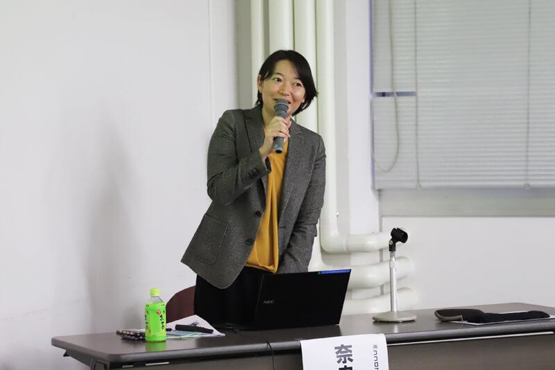 ココロココ 奈良織恵さん