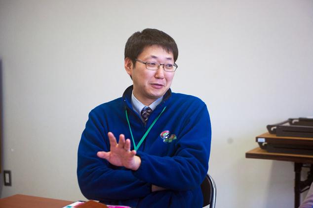 松本浩和さん
