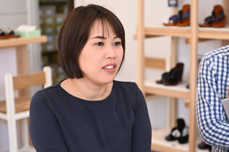 友紀子さん
