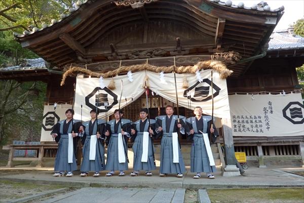 姫子島神社