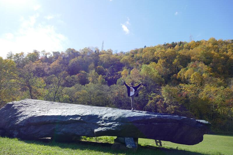 チロロの巨石