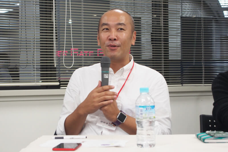 (株)セールスフォース・ドットコム白浜オフィス長の吉野隆生さん