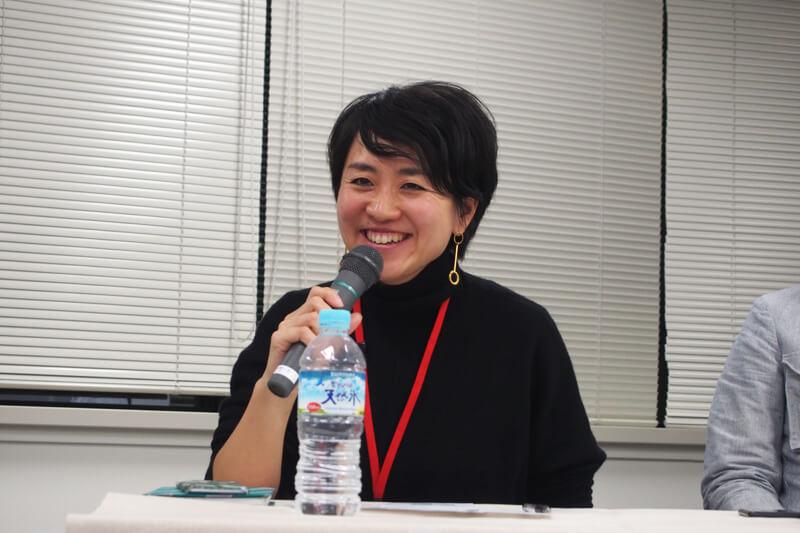 BIANCOROSSOの仙石恭子さん