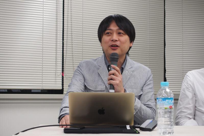 (有)ノオト代表取締役の宮脇淳さん