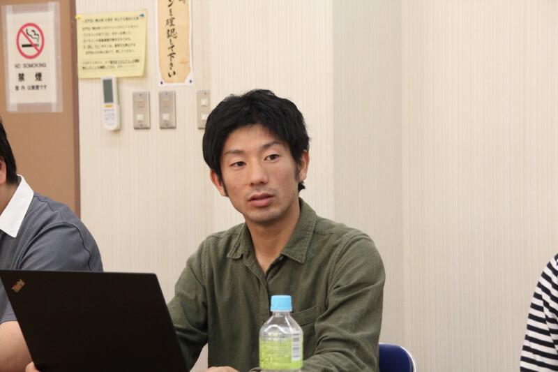 株式会社Ponnuf代表 山口拓也さん