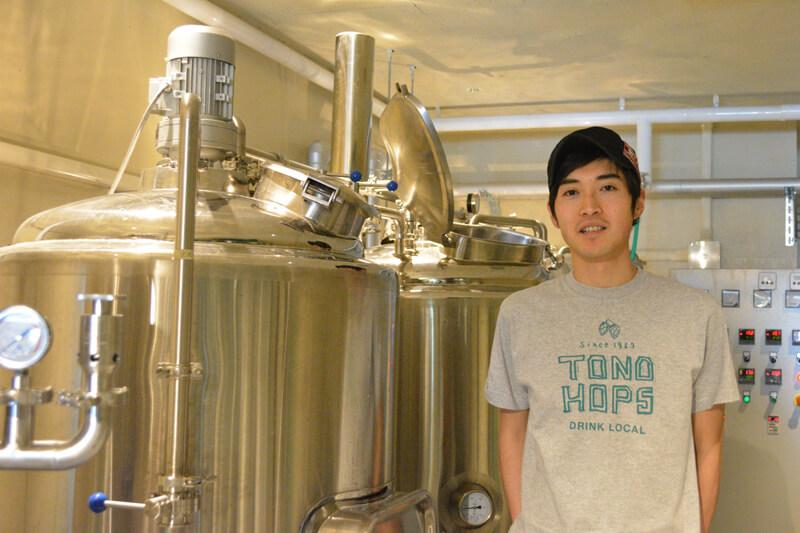 ビール醸造タンク