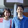 繋ぎ屋(細川慎太・絵美)
