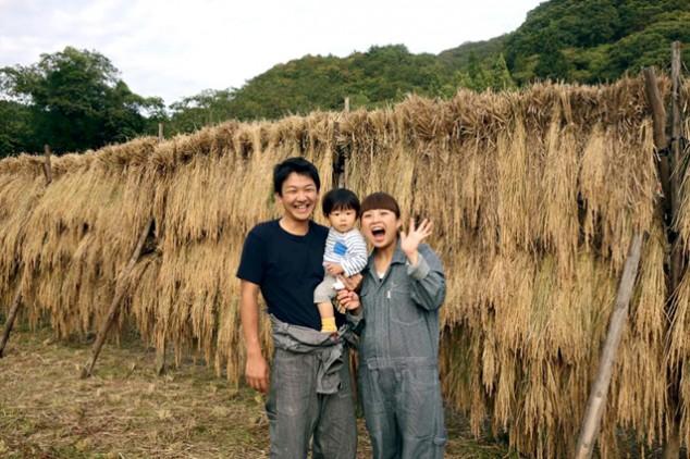生まれ育った町で暮らし生きることがパワーの源!家族で秋田への移住を選択