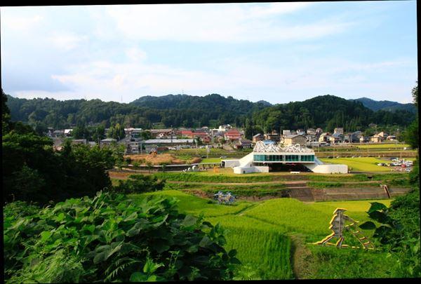 十日町風景
