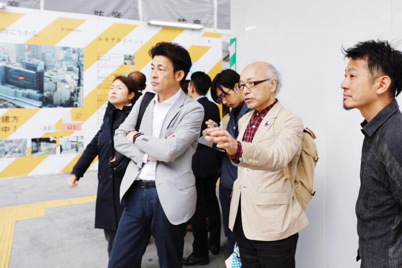 中川憲造氏と木村さん