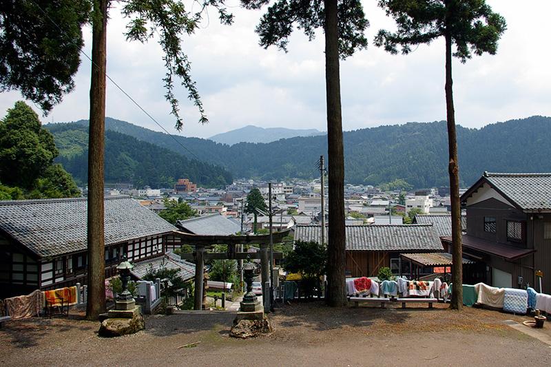 河和田の風景