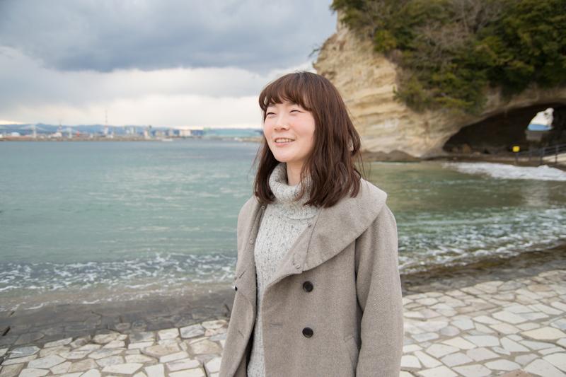 新しい生活スタイルについて語る久恵さん
