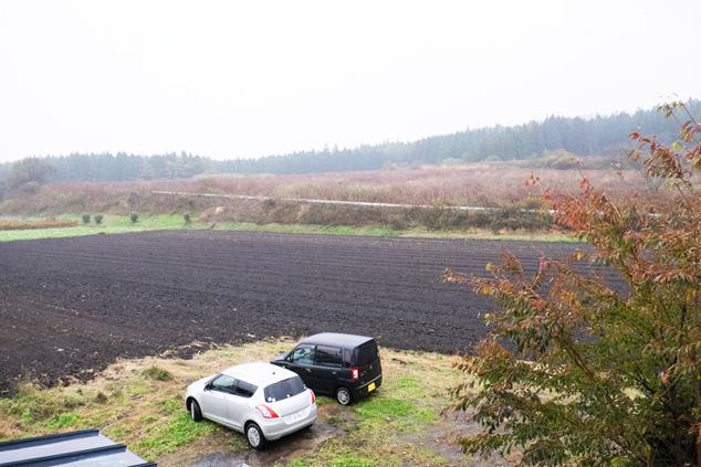 髙村さんの畑