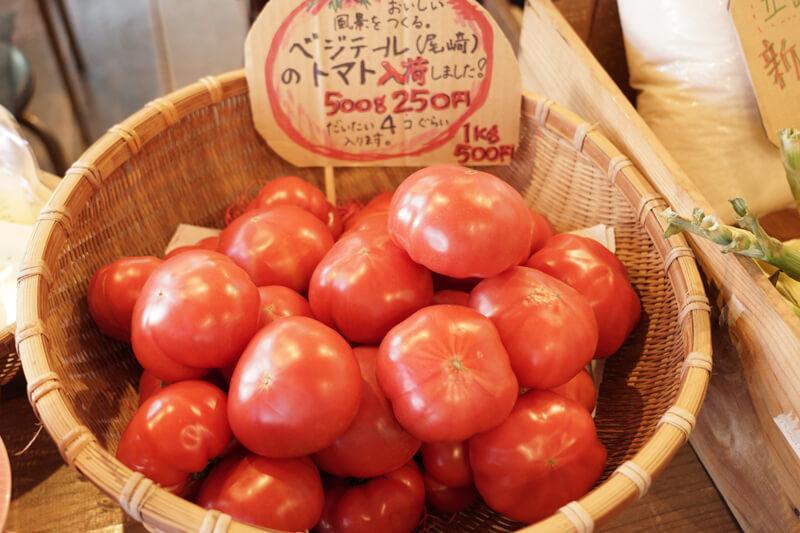 福江島のトマト
