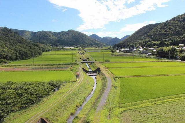 京都丹波地域の風景