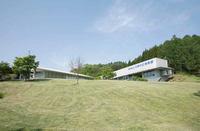 石神の丘美術館(ギャラリー)