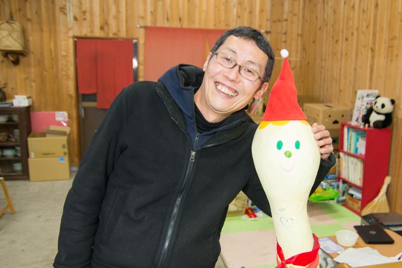 東田さんと人形