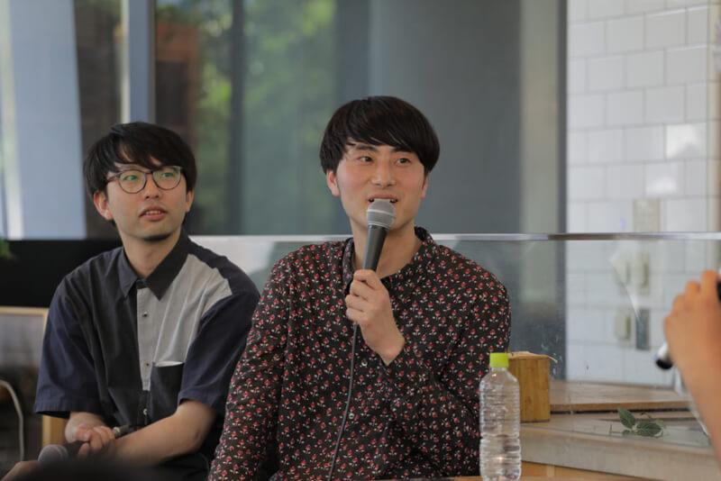 影山さん川口さん