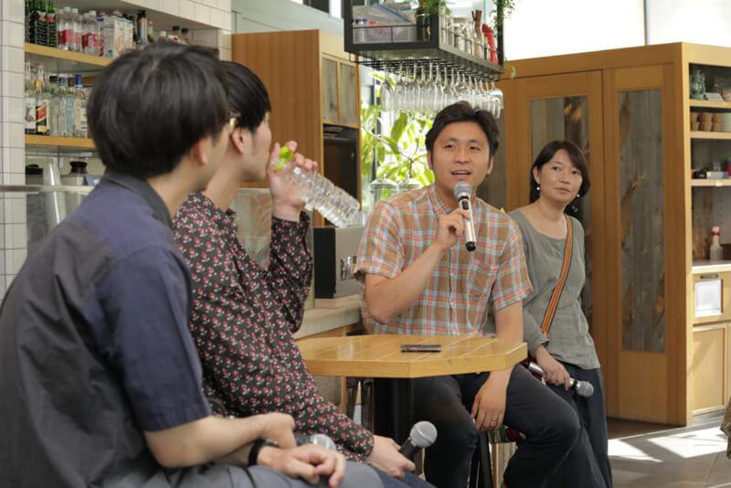 影山さん川口さん宮崎さん奈良さん