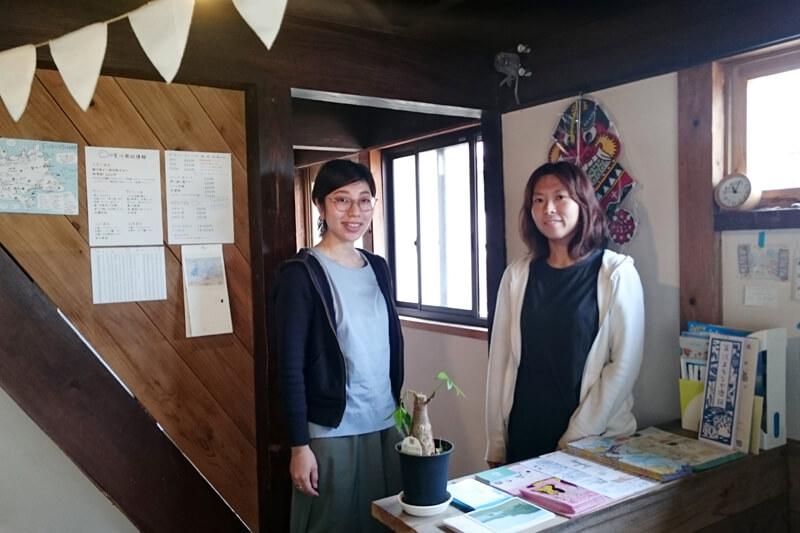 廣瀬さんと牧山さん