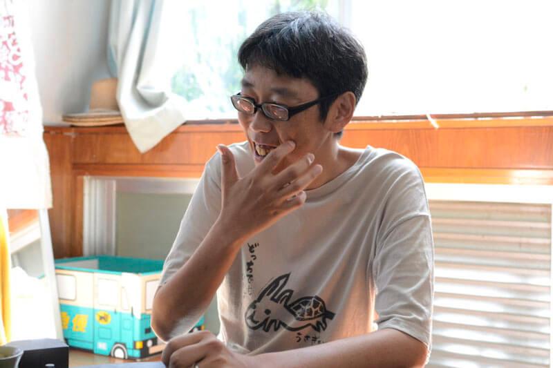 黒川真也さんの写真