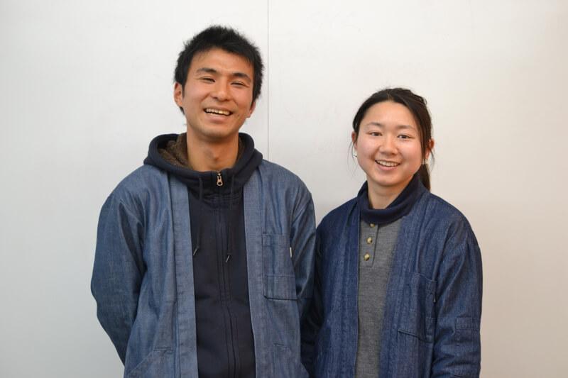 柑橘農家の石川さんご夫妻
