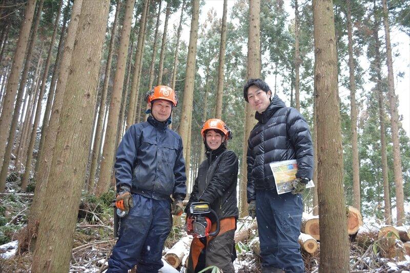 林業担い手