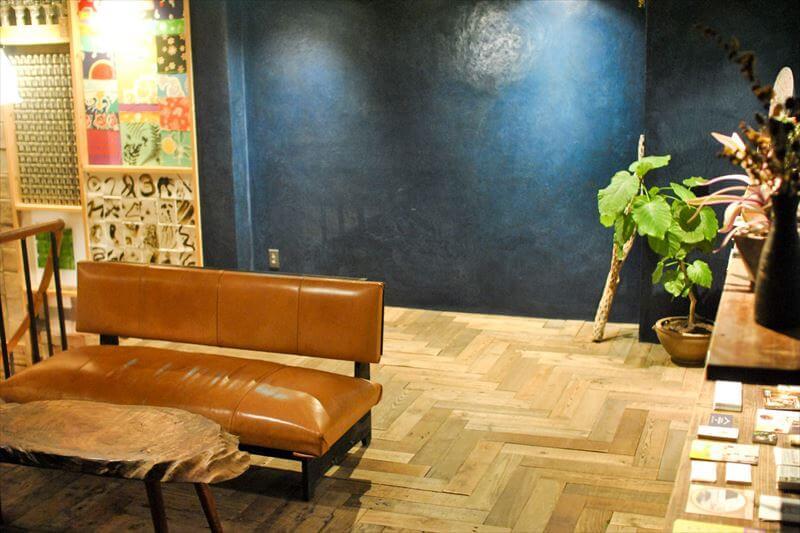 萩ゲストハウスruco2階